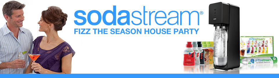 SodaStream Fizz the Season House Party