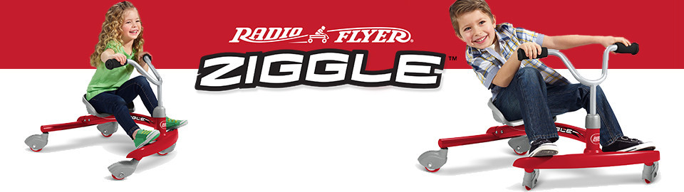 Radio Flyer® Ziggle™ Chatterbox