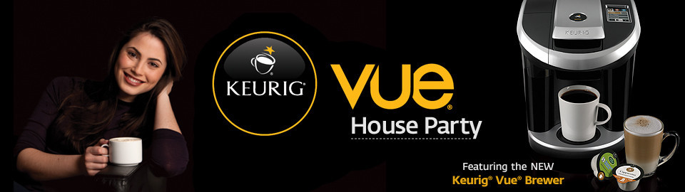 Keurig® Vue® House Party