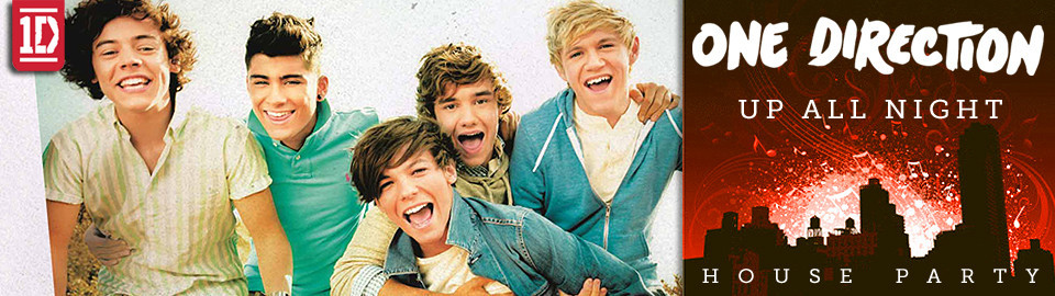 One Direction Up All Night House Party