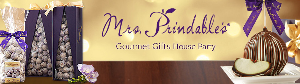 Mrs. Prindables  Gourmet Gifts House Party