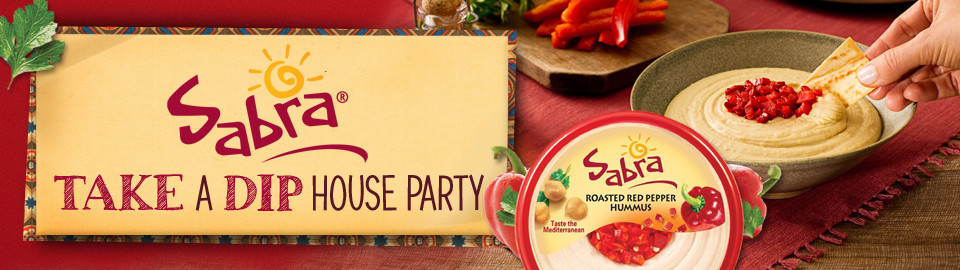 Take a Dip with Sabra House Party