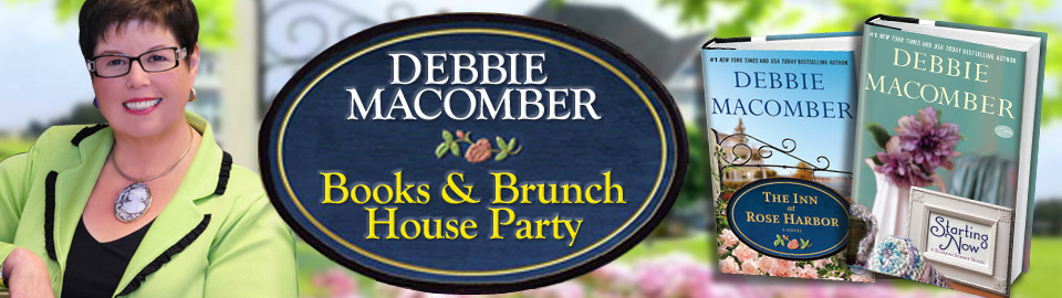 Debbie Macomber Books &amp; Brunch House Party