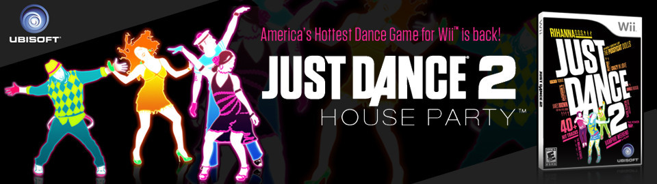 Just Dance 2  House Party