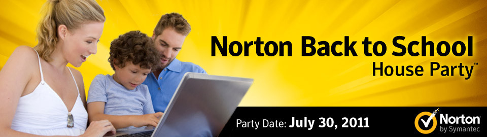 Norton Back To School House Party