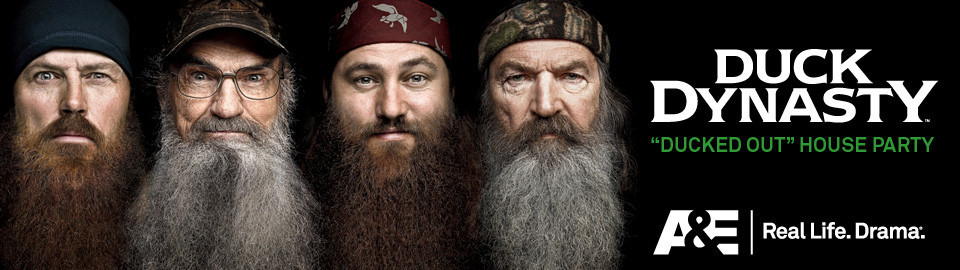 "Duck Dynasty ""Ducked Out"" House Party"
